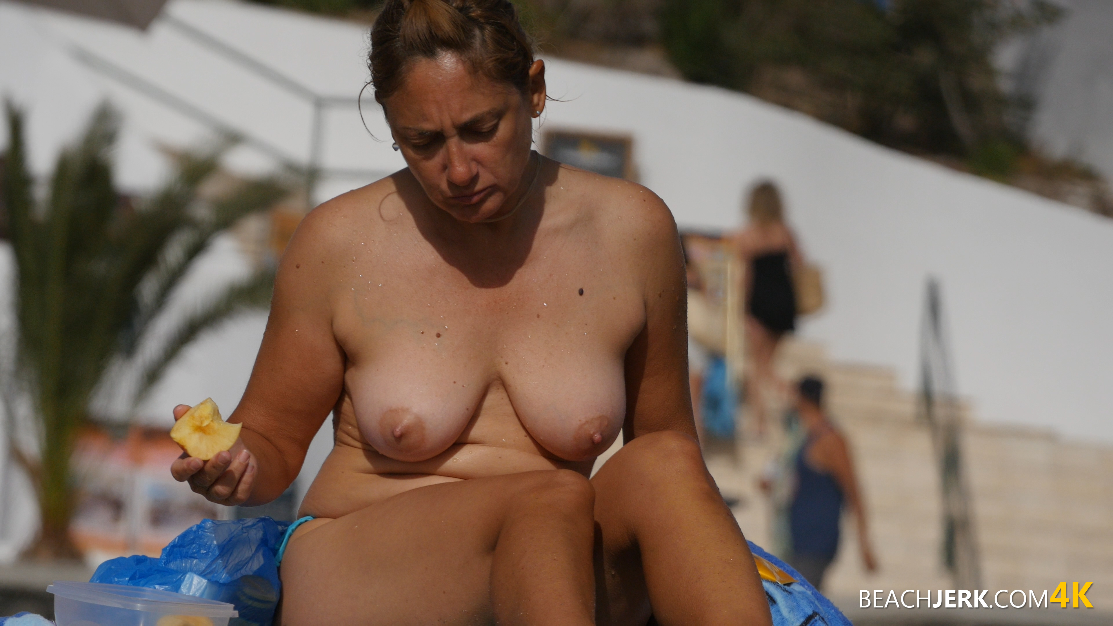 Milf Beach Video