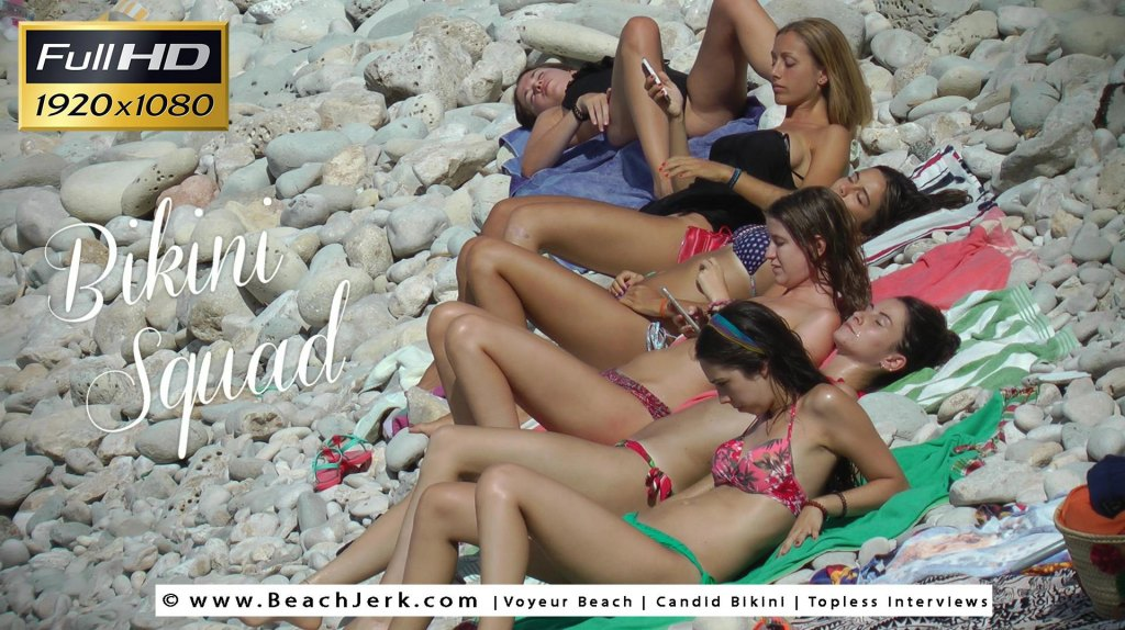 Know one candid beach voyeur bikini panties share your