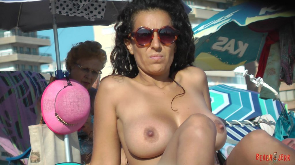 Topless beach compilation vol.52